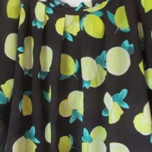 Cynthia Rowley Tops - Lemon Blouse